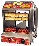 Paragon Hot Dog Hut Steamer