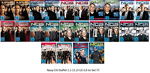 Seasons 1-13 (78 DVDs)