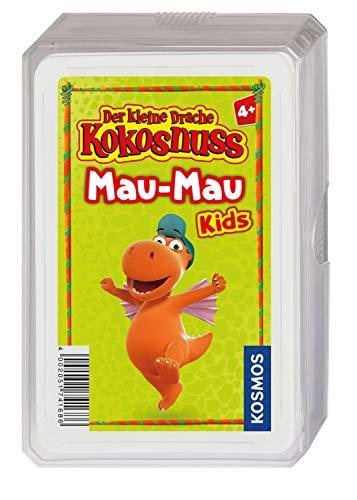 Jungen Drachen (KOSMOS 741686 Der kleine Drache Kokosnuss - Mau-Mau Kids, Kartenspiel)
