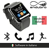 endubro SMARTWATCH U8 OROLOGIO ANDROID DIGITALE TOUCHSCREEN BLUETOOTH