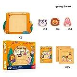 Puzzler Sudoku en STEM-speelgoed, magnetische bordspellen Nummerpuzzel Reisspeelgoed, IQ Game Nieuwste puzzel voor kinderen van 3-8 jaar,Beginner