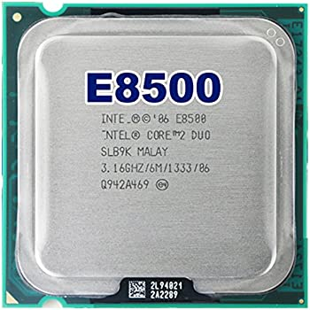 NOVADAB Intel Core 2 Duo E 8500 3.16 Ghz, 6 Mb - 775 Socket Processor