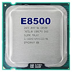 Intel Core 2 Duo E 8500 3.16 GHz, 6 MB - 775 SOCKET PROCESSOR