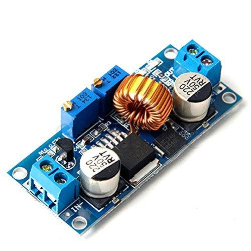 DC Buck Converter Step Down 4-38V to Adjustable 1.25-36V 5A Voltage Module Step-down Voltage Converter