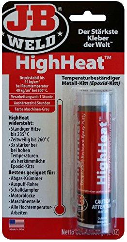 JB Weld High Heat hitzebeständiger Kleber