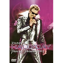 Johnny Hallyday-Parc des Princes 2003