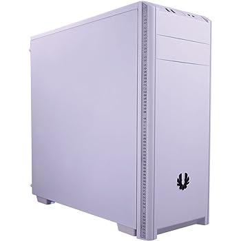 BitFenix NOVA White computer case - Computer Cases (PC, Plastic, Steel, ATX,Micro-ATX,Mini-ITX, White, 16 cm, 32 cm)