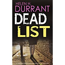 DEAD LIST a gripping detective thriller full of suspense (English Edition)