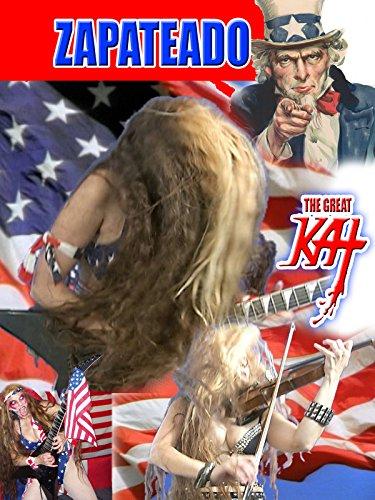 The Great Kat - Zapateado Americana-rock
