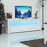 Best Living Room Furnitures - Costway 120/157/200CM TV Unit Cabinet W/Drawer & LED Review