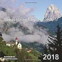 Südtirol Postkartenkalender 2018