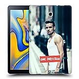 Head Case Designs Officiel One Direction Teinte Liam Filtre Photo Étui Coque en Gel Molle pour Samsung Galaxy Tab A 10.5 (2018)