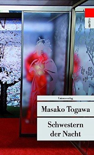 Buchseite und Rezensionen zu 'Schwestern der Nacht (metro)' von Masako Togawa