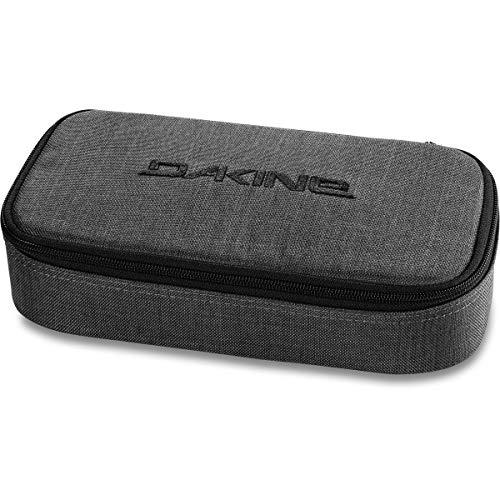 Dakine School Case XL Carbon grau, Federmäppchen für Schule, Studium oder Arbeit mit Stifthalter für fünf Stifte und viel Platz für mehr One Xl Carry Case