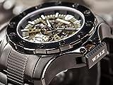 DETOMASO Herren-Armbanduhr Edition Analog Automatik DT-W1002-C - 4