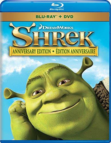 Shrek (Anniversary Edition) [Blu-ray + DVD]