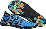 Gaatpot Chaussures de Sports Aquatiques Chaussons D'eau Tongs de Piscine Plage Surf Été pour Femme Et Homme
