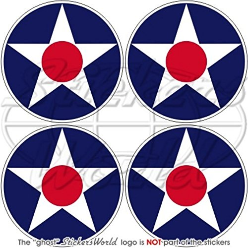 us-army-air-corps-usaac-wwii-aircraft-cocarde-usaf-usa-51-cm-50-mm-stickers-stickers-muraux-en-vinyl
