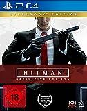 HITMAN: DEFINITIVE EDITION - STEELBOOK EDITION - [PlayStation 4]