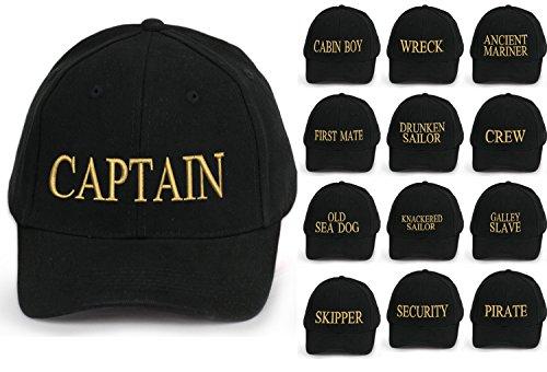 059699b344c Morefaz Boating Hat Captain Sailing Cap Army Yacht Military Baseball ...