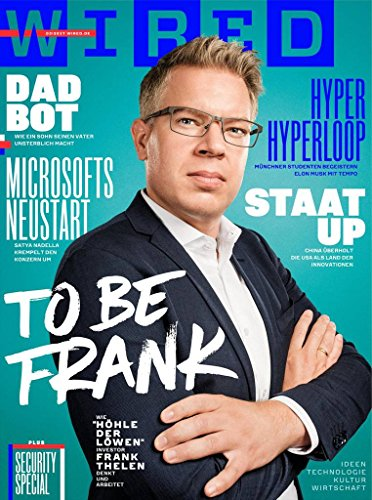 WIRED German edition