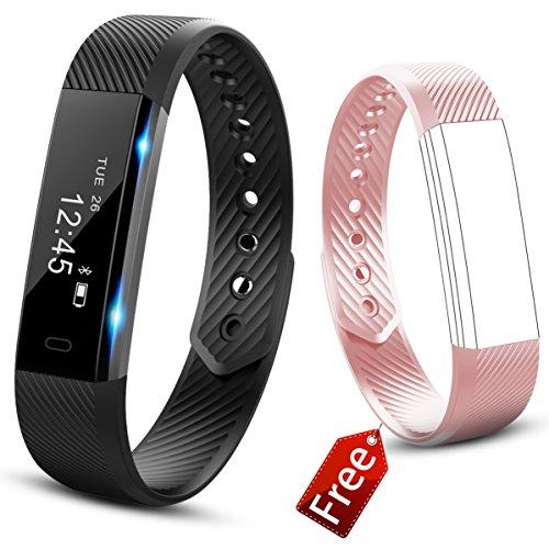 Pulsera Actividad, Smartband Impermeable, Pulsera de Actividad, Resist