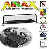 AIRAX Windschott für Renault Megane II mit Schnellverschluss