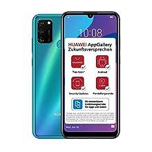 """Honor 9A Smartphone, 3 GB RAM, Memoria 64 GB (espandibile fino a 512GB), Display 6.3"""" HD+, Tripla Fotocamera Posteriore 13+5+2 MP, Fotocamera Anteriore 8 MP, Blu [Versione Italiana]"""