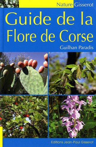 Guide de la flore de Corse par Paradis