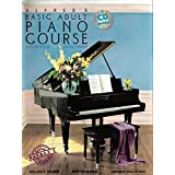 Alfred's Basic Adult Piano Course Lesson Book, Bk 3: Book & CD by Willard A. Palmer (2010-03-01)