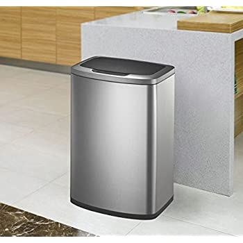 Large 80l Duo Eco Recycle Recycling Kitchen Waste Rubbish