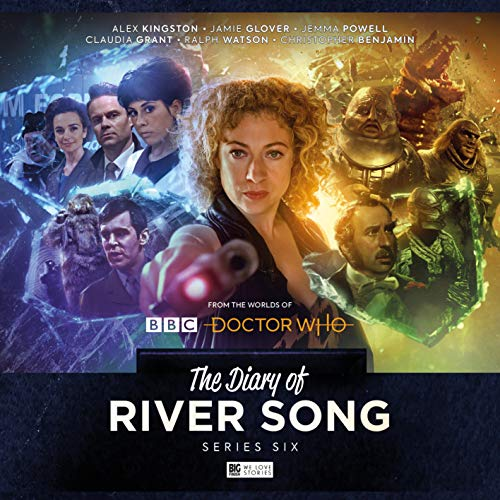The Diary of River Song - Series 6 Audio-serie