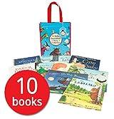 Julia Donaldson X10 Books Collection Set