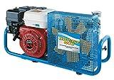 HTD - Compressore Aria compressa, 100 l/min, 200/300 Bar, con Motore a Scoppio