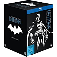 DCU Animation Batman Collection