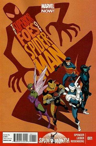 Superior Foes of Spider-Man (Vol 1) # 1 (Ref1171827047)
