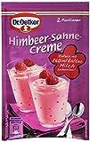 Dr. Oetker Himbeer-Sahne Creme Dessert, 62 g