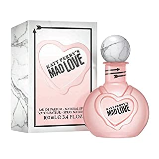 Katy Perry Mad Love Eau de Parfum for Women, 100 ml