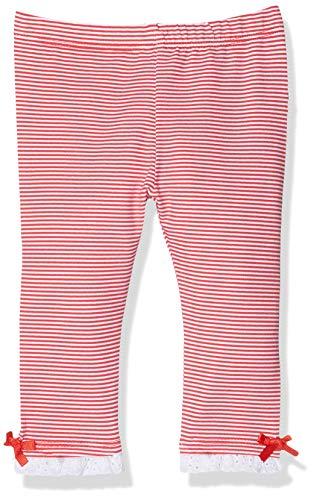 Chicco Leggings, Rojo Bianco E Rosso 037, 74 Talla