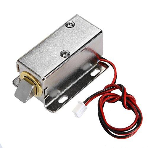 prettygood7Elektrische Lock, Door Lock RFID Access Control 12V Elektronik für Schrank Schublade Tür -