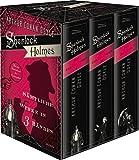 Sherlock Holmes - Sämtliche Werke in drei Bänden (im Schuber) - Arthur Conan Doyle
