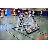 Rebounder Fußball / Tchoukball Rückprallwand - 100cm x 100cm - Fussball Trainingszubehör