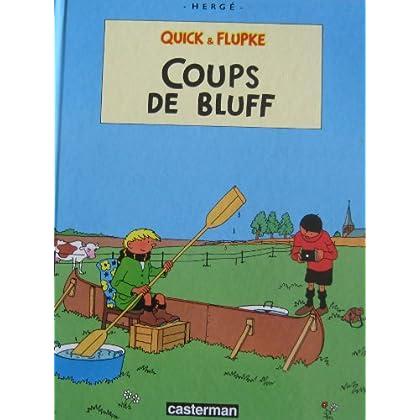 Quick et Flupke, tome 11 : Coups de bluff