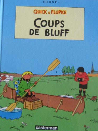 Quick et Flupke, tome 11 : Coups de bluff par Hergé