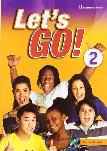 Lets go! 2 student's book edición 2008