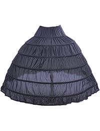 Dressystar Boule, jupon de mariée,pour la robe à longueur ras du sol,6 cerveaux,en Polyester