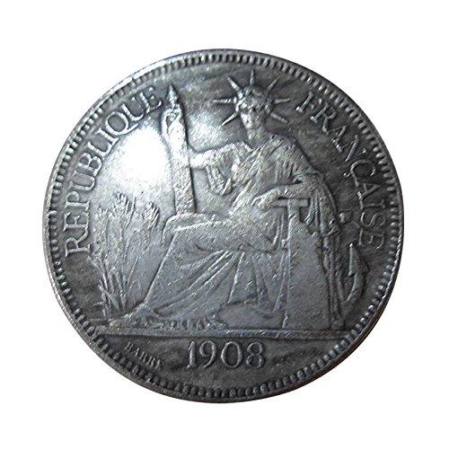 Giantree Münzsammeln, American Silver Eagle Dollar Unzirkulierte US-Münze, der wirtschaftliche Schutz des Jahres 1908 (Regierung Mint)