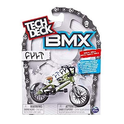 Tech Deck BMX Single, Modelos Surtidos (Bizak 61929866) de Bizak