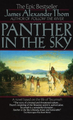 Tecumseh (Panther in the Sky: A Novel based on the life of Tecumseh (English Edition))
