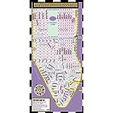 Streetwise Manhattan Address: Address Map of Manhattan, New York